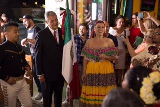 Petrecere autentică mexicană la Taqueria EL Torito de Ziua Națională a Mexicului