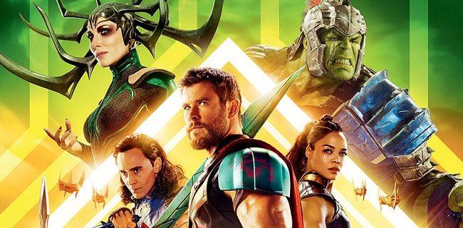 """Thor: Ragnarok"" – stăpânul box-office-uluiîn România"