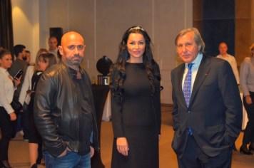 Catalin Scarlatescu, Brigitte Sfat, Ilie Nastase la Jubile Concept