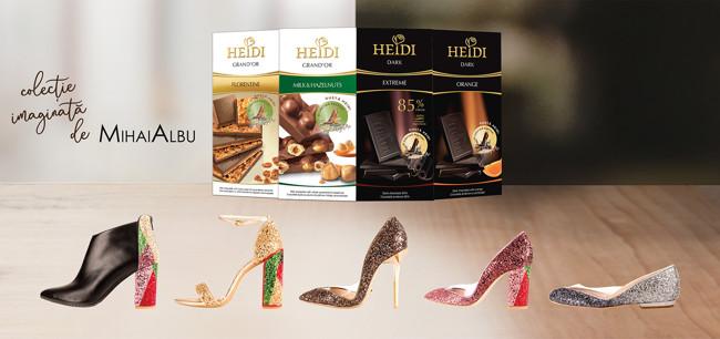 Ce se întâmplă când ciocolata întâlnește designul?