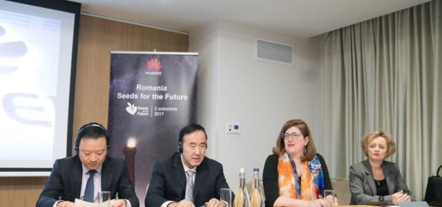 Huawei Technologies menține angajamentul față de sistemul educațional din România