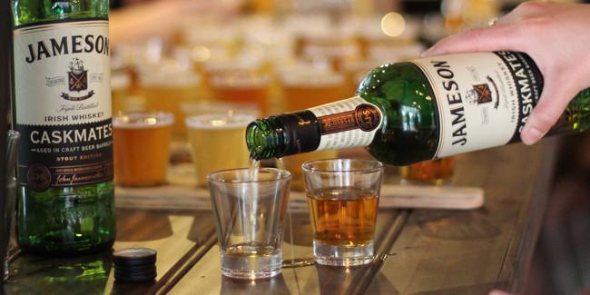 Jameson Caskmates se alătură familiei Jameson Whiskeype piaţa din România