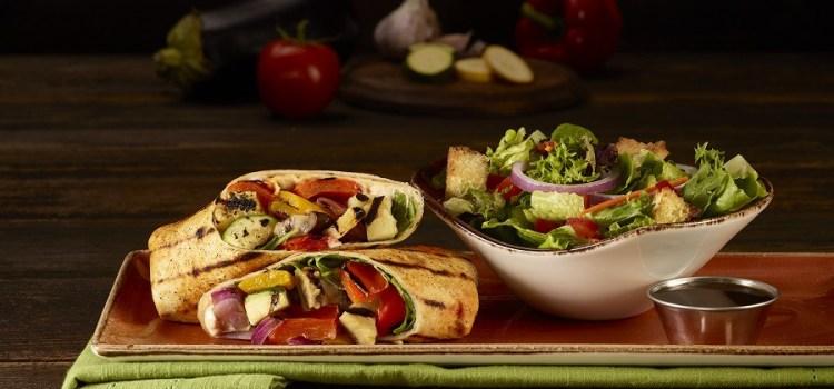 Meniu vegetarian la Hard Rock Cafe!