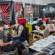 Peste 100 de artiști tatuatori concurează la International Tattoo Convention Bucharest 2017