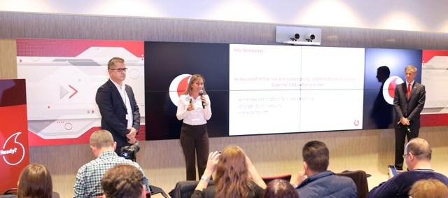 Vodafone lansează Supernet 4.5G
