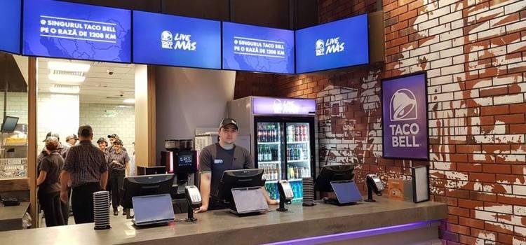Sphera Franchise Group anunță închiderea Pizza Hut Dine-in și Taco Bell