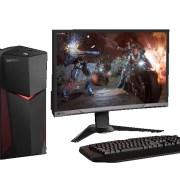 Lenovo lansează noile desktopuri de gaming Lenovo Legion în România