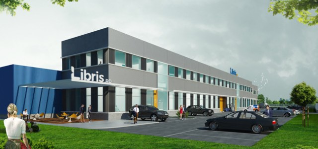 Libris.ro alocă treimilioane de euro pentru deschiderea unui nou depozit de carte