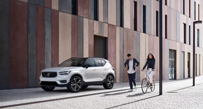 Volvo Cars dezvăluie noul Volvo XC40 în cadrul unui roadshow internațional