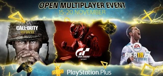 Sony anunta PlayStation Plus Open Multiplayer: acces gratuit la multiplayer-ul jocurilor de PS4