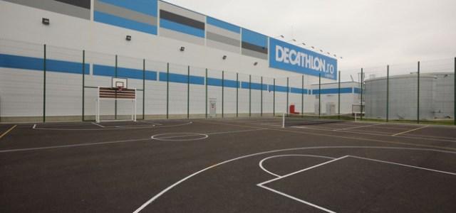 DECATHLON a investit 4 milioane euro într-uncentru logistic lângă București