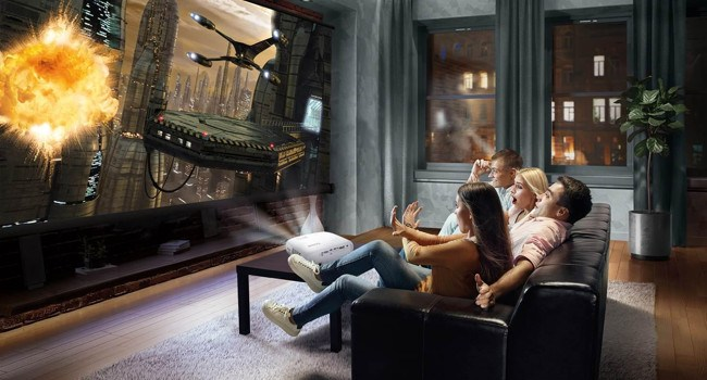 BenQ lansează primul proiector accesibil ca preţ, din gama Home Cinema True 4K UHD HDR