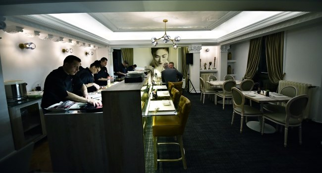 Zen Sushi Nordului, un nou restaurant japonez în peisajul gastronomic bucureștean