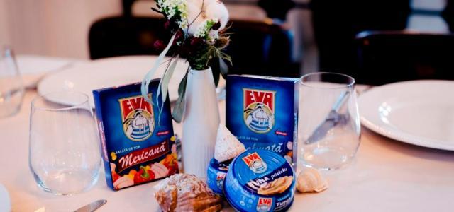 Podravka România anunță extinderea gamei de conserve de peşte Eva