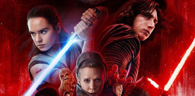"""Ultimii Jedi din saga """"Star Wars"""" ajung pe faţada Hotelului InterContinental"""
