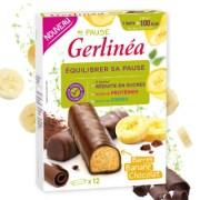5 Motive Sa Incerci Noile Batoane Proteice:Gerlinéa Banane Ciocolatã