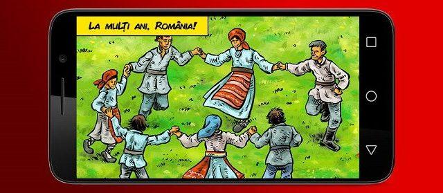 Vodafone România lansează Istori@, noua secțiune a aplicației Biblioteca Digitală, dedicată istoriei românilor