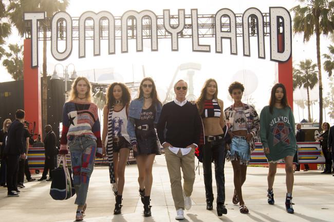 Tommy Hilfiger va închide Săptămâna Modei de la Milano cu prezentarea de modă experimentală TOMMYNOW! 1