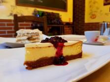 cheesecake zucca
