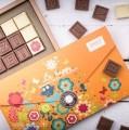 New Trends: Chocotelegramele,vedete in colectia de Craciun de la Ciocolissimo