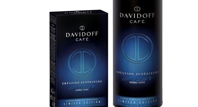 Davidoff lansează ediția limitată Davidoff Café Création Supérieure Azur