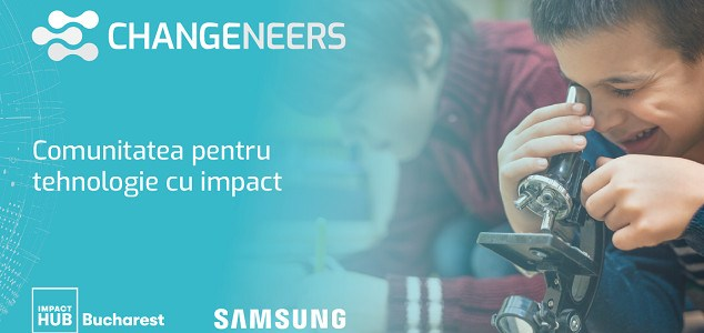 Dezvoltatorii de aplicatii pot accesa echipamente noi Samsung la Impact Hub Bucharest