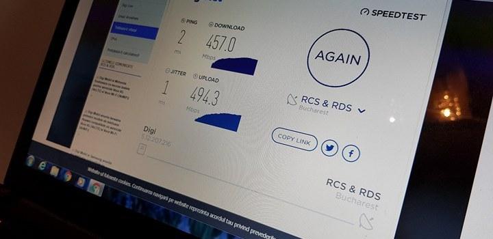 Am trecut la gigabit. Ce router am ales?