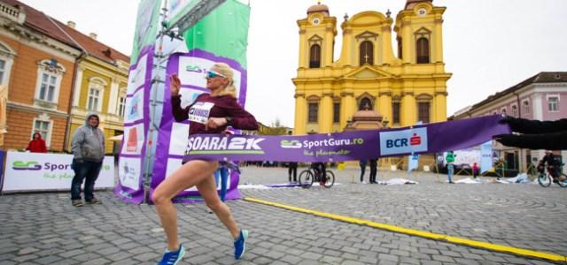 Timișoara găzduiește ediția a doua aevenimentului SportGuru Timișoara 21k