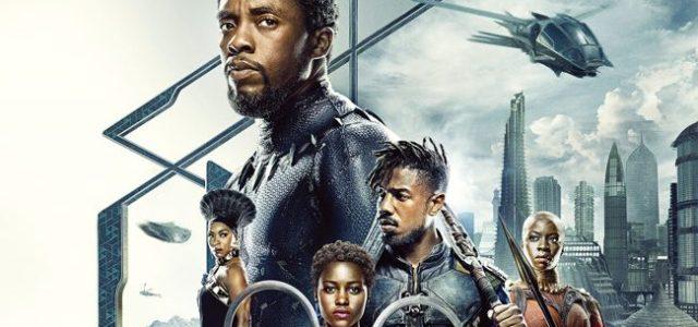 """Black Panther / Pantera neagră"""", din 16 februarie, în format 3D, IMAX 3D şi 4DX"""