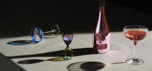 """Armand de Brignac Rosé Cuvée, """"Cea mai bună șampanie rosé din lume"""""""
