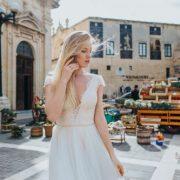 """Rochii de mireasă cu influențe italienești și franțuzești în colecția bridal """"Blosom Dress 2018"""""""
