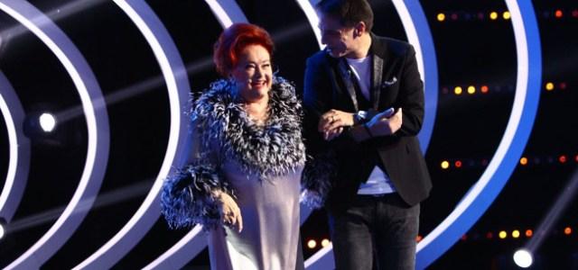 """Regretata actriță Stela Popescu, în ultima sa apariție TV,la """"Guess My Age – Ghicește vârsta"""""""