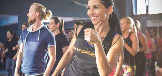 Kinga Sebestyen aniversează 10 ani de când a lansat Kangoo Jumps în România