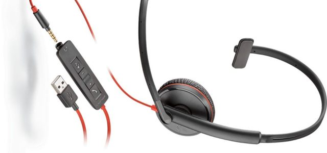 Plantronics Blackwire 3200 UC: apeluri telefonice, muzică, clipuri YouTube!