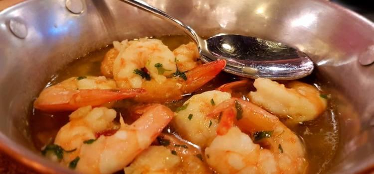 Ce am mâncat bun la Dancing Lobster