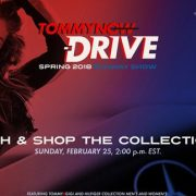 "Tommy Hilfiger duce show-ul TOMMYNOW ""DRIVE"" la Milano! – Live Video"
