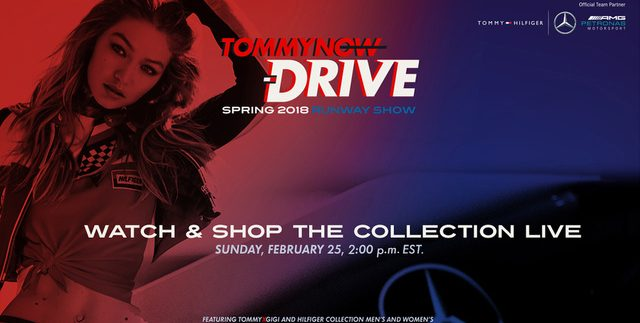 Live Video: TOMMYNOW DRIVE Spring 18 Show