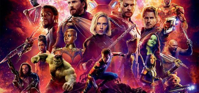 """Biletele pentru """"Răzbunătorii: Războiul Infinitului"""" au fost puse în vânzare!"""