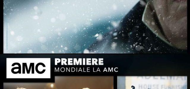 AMC, trei seriale în premieră!
