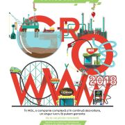 Grupul MOL invită absolvenţii în programul Growww 2018
