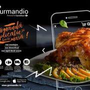 Carrefour lansează Gurmandio