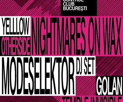 Telekom Electronic Beats vineînControl Club din București