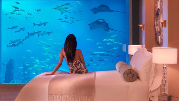 Cum arată cea mai interesantă cameră de hotel?
