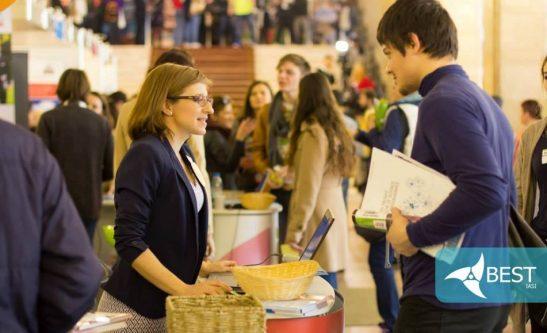 Cel mai mare eveniment de carieră pentru studenţi, organizat de către studenţi