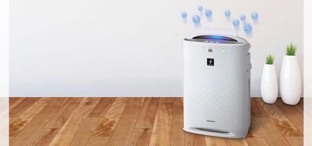 Sharp deschide piața de purificatoare de aer cu tehnologia japoneză Plasmacluster