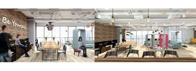 Spațiile de birouri, modificate la cerințele generației Y