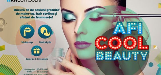 AFI Cotroceni oferă clientelor un moment de răsfăț la cornerul AFI Cool Beauty