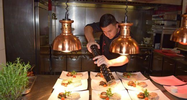 Pullman Bucharest deschide terasele Barbizon Steak House și L'Arpège Bar & Lounge