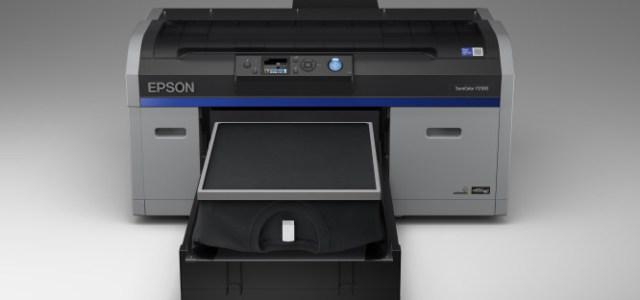 Epson SureColor SC-F2100, lansare la Romanian Design Week