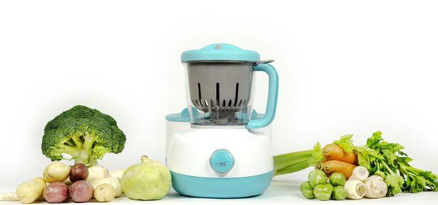 U-Grow VAPORO, inovație în diversificarea alimentației bebelușului!